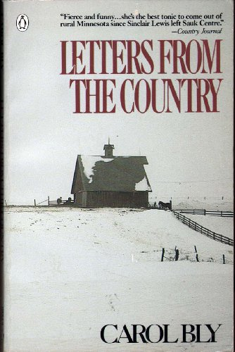 Letters from the Country: Bly, Carol