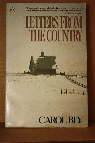 9780140061963: Letters from the Country