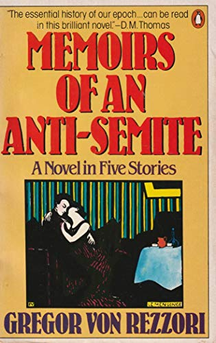 9780140062243: Memoirs of an Anti-Semite
