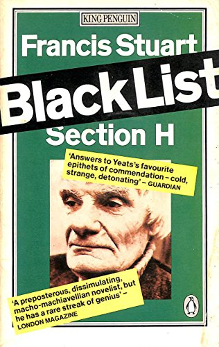 9780140062298: Black List, Section H (King Penguin)