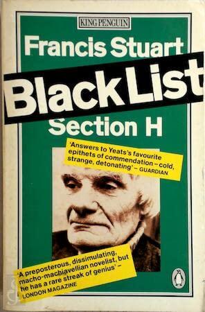 9780140062298: Black List, Section H