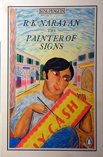 9780140062595: The Painter of Signs (King Penguin)