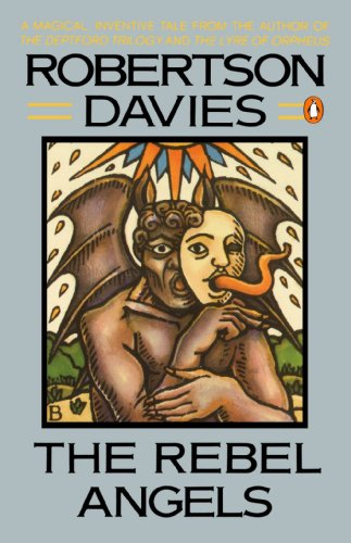 9780140062717: Rebel Angels (Cornish Trilogy)