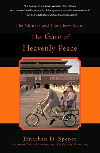 9780140062793: The Gate of Heavenly Peace: The Chinese and Their Revolution