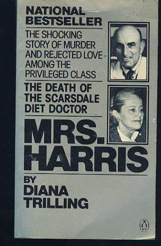 9780140063516: Trilling Diana : Mrs Harris:Death of Scarsdale Doctor