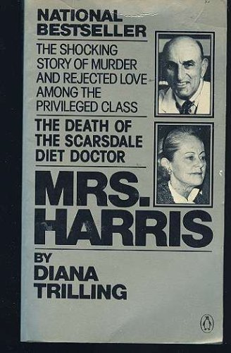 9780140063516: Mrs. Harris : The Death of The Scarsdale Diet Doctor