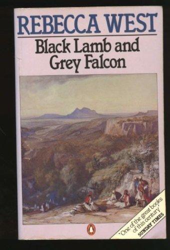 9780140063554: West Rebecca : Black Lamb and Grey Falcon