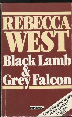 9780140063554: Black Lamb and Grey Falcon: A Journey Through Yugoslavia