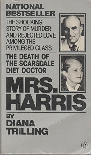 9780140063639: Trilling Diana : Mrs Harris:Death of Scarsdale Doctor(T)