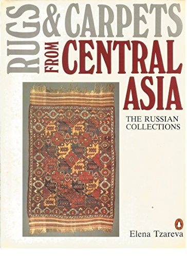 9780140063691: Rugs and Carpets from Central Asia: The Russian Collections