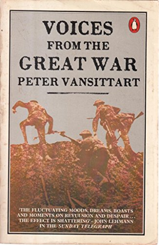 9780140063714: Voices from the Great War