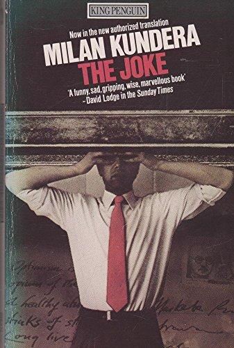 The Joke (King Penguin S.): Milan Kundera