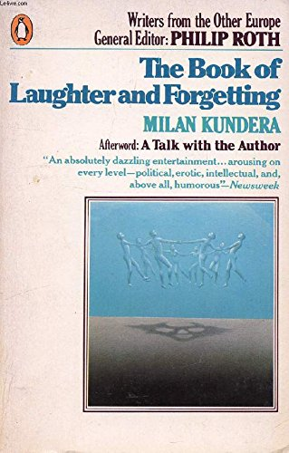 9780140064162: Book of Laughter and Forgetting (King Penguin)