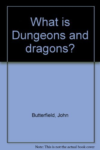9780140064605: What Is Dungeons and Dragons?
