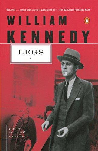 Legs (9780140064841) by William J. Kennedy