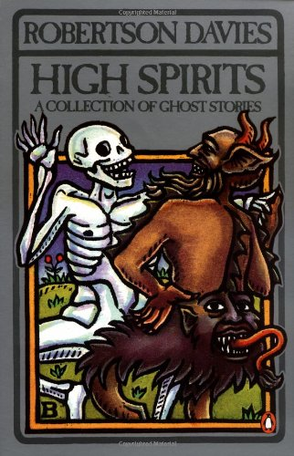 9780140065053: High Spirits: A Collection of Ghost Stories