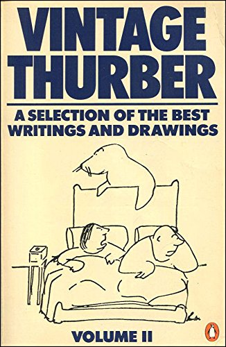 Vintage Thurber (0140065156) by James Thurber