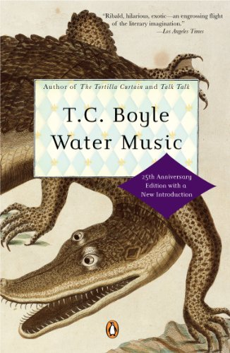 9780140065503: Water Music (Contemporary American Fiction)