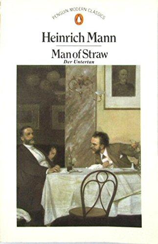 9780140065848: Man of Straw (Modern Classics)