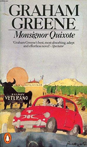 9780140065978: Monsignor Quixote