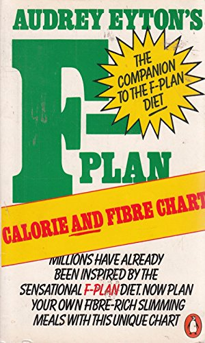 9780140066012: The F-plan Calorie and Fibre Chart (Penguin health care & fitness)