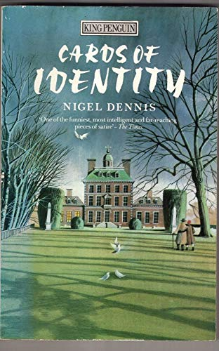 9780140066081: Cards of Identity (King Penguin)