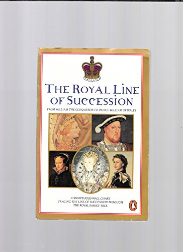 The royal line of succession (a Wallchart): Butcher, John