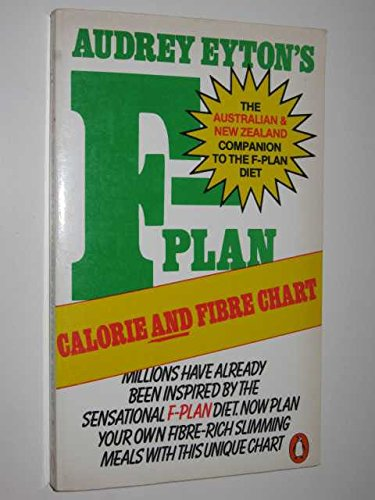 9780140066647: The F-Plan Calorie And Fibre Chart