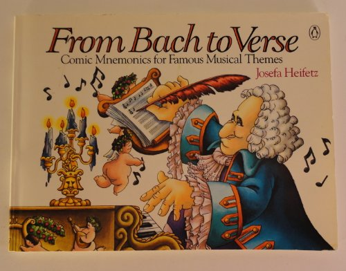 9780140066913: From Bach to Verse