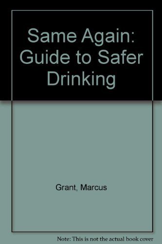 9780140067019: Same Again: Guide to Safer Drinking