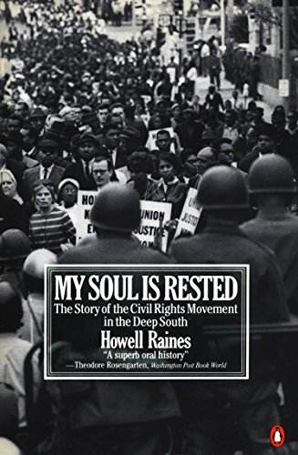9780140067538: My Soul Is Rested: Movement Days in the Deep South Remembered