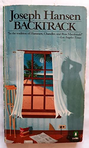 9780140067828: Backtrack (Penguin Crime Fiction)