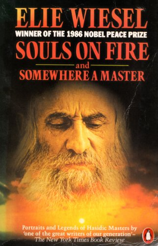 9780140067897: Souls On Fire:& Somewhere a Master