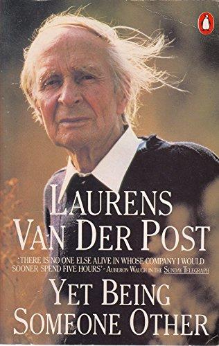 Yet Being Someone Other [Idioma Inglés]: Laurens Van der