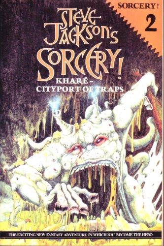 9780140068016: Khare: Cityport of Traps (Steve Jackson's Sorcery, Sorcery! 2)
