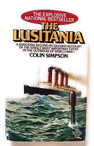 """9780140068030: """"Lusitania"""""""