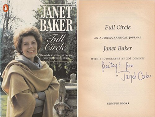 9780140068627: Full Circle: An Autobiographical Journal