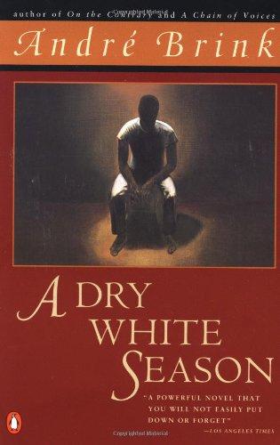 9780140068900: A Dry White Season