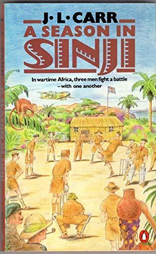 9780140069198: A Season in Sinji