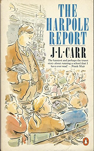 9780140069204: The Harpole Report