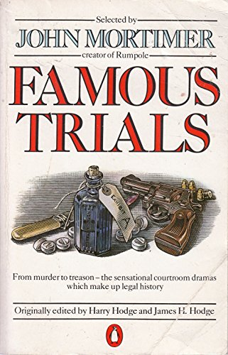 9780140069242: Famous Trials: Selection