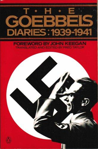 9780140069327: The Goebbels Diaries, 1939-1941