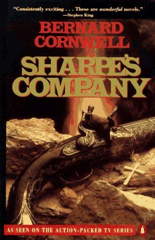 9780140070231: Sharpe's Company: The Siege of Badajoz