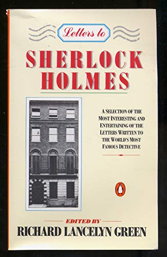 9780140070354: Letters to Sherlock Holmes