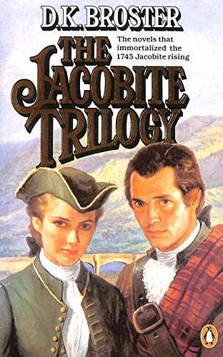 9780140070446: 'A JACOBITE TRILOGY: ''FLIGHT OF THE HERON'', ''GLEAM IN THE NORTH'' AND ''DARK MILE'''