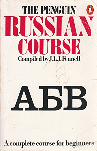 9780140070538: The Penguin Russian Course: A Complete Course for Beginners