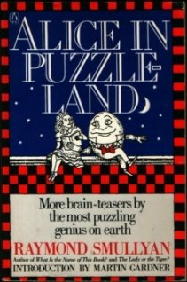 9780140070569: Alice in Puzzle-Land
