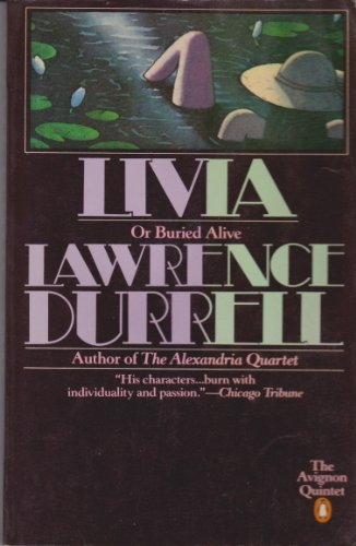 9780140071016: Livia: Or, Buried Alive