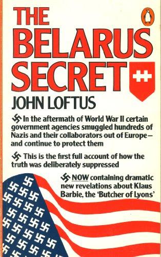 9780140071641: The Belarus Secret