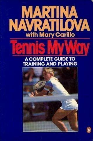 9780140071832: Tennis My Way